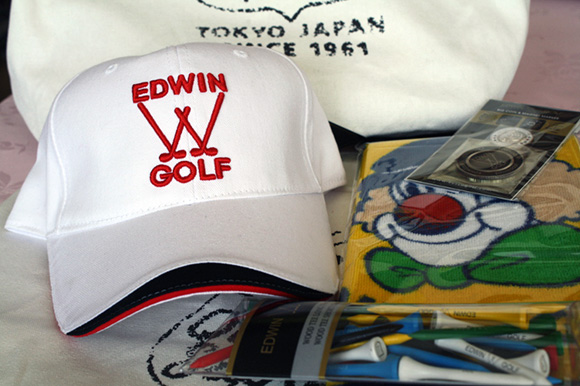 EDWIN GOLF 福袋